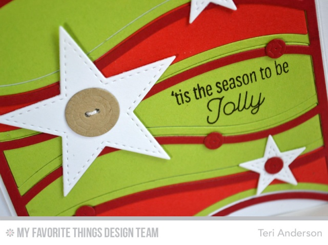 Jolly Waves by Teri