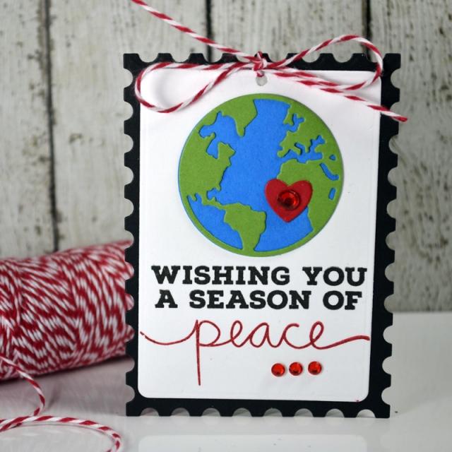 Season of Peace tag by Teri