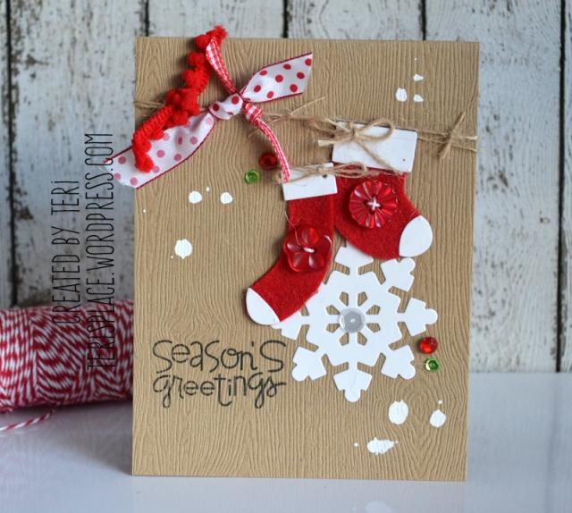 Season's Greetings by Teri