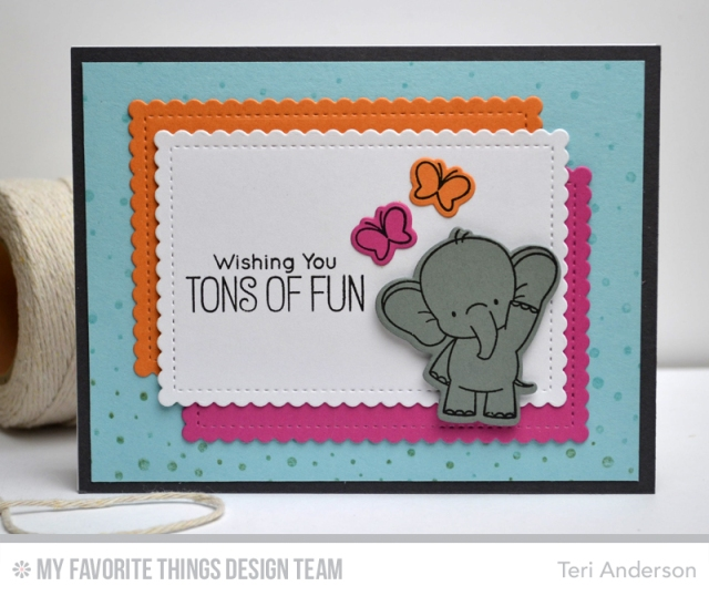 Tons of Fun by Teri