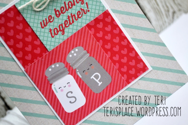 Salt and Pepper Valentine's Card by Teri // terisplace.wordpress.com