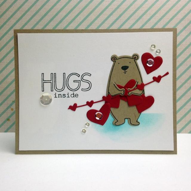 A handmade card by Teri // terisplace.wordpress.com