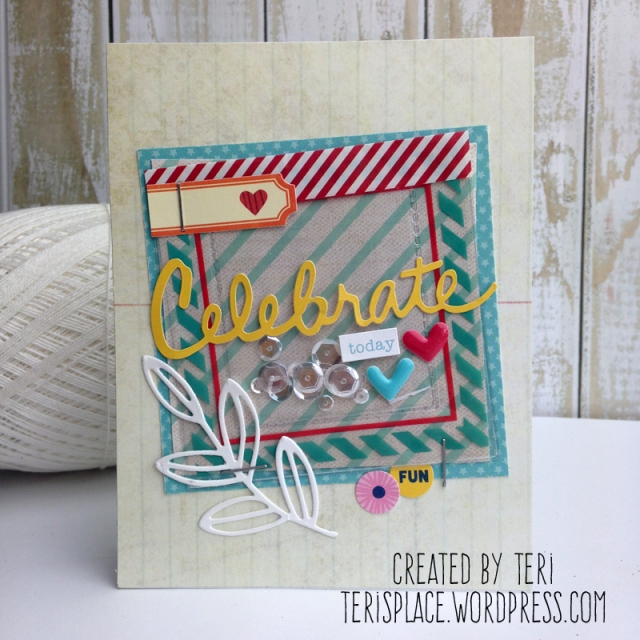 Handmade card by Teri // terisplace.wordpress.com