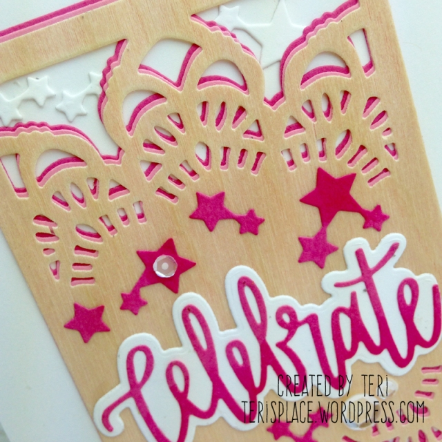 A handmade card for Neat and Tangled by Teri // terisplace.wordpress.com