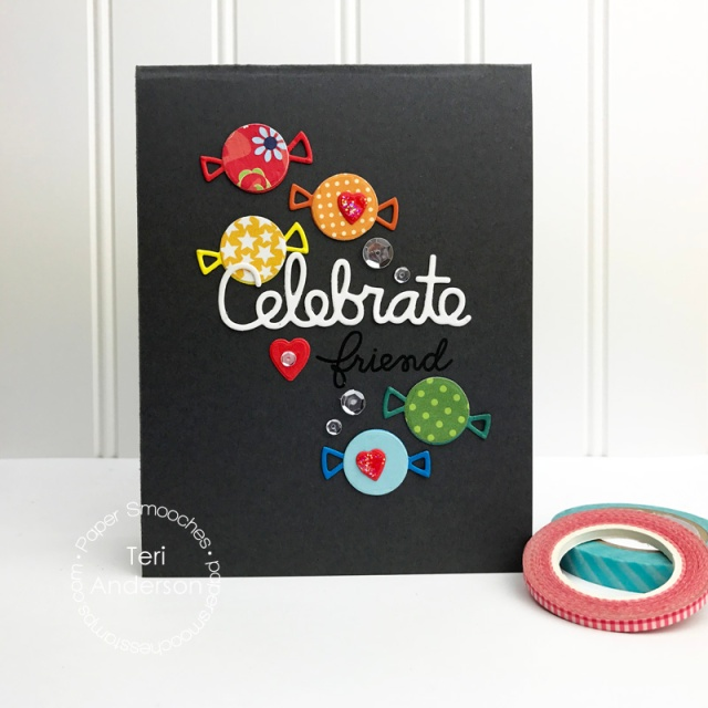 A handmade card by Teri // terisplace.wordspress.com