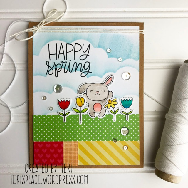 HappySpringBunnyCard-teri