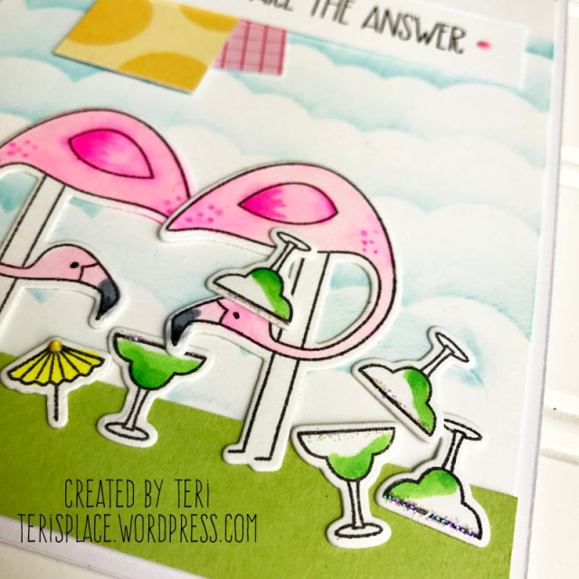 Flamingoparty2card-teri