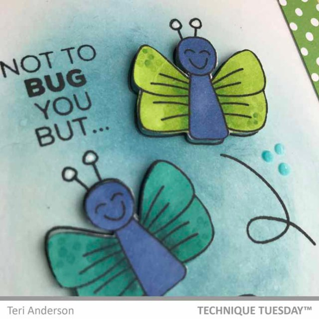 Bug-You-Bugs-Card-Close-Teri-A-Technique-Tuesday