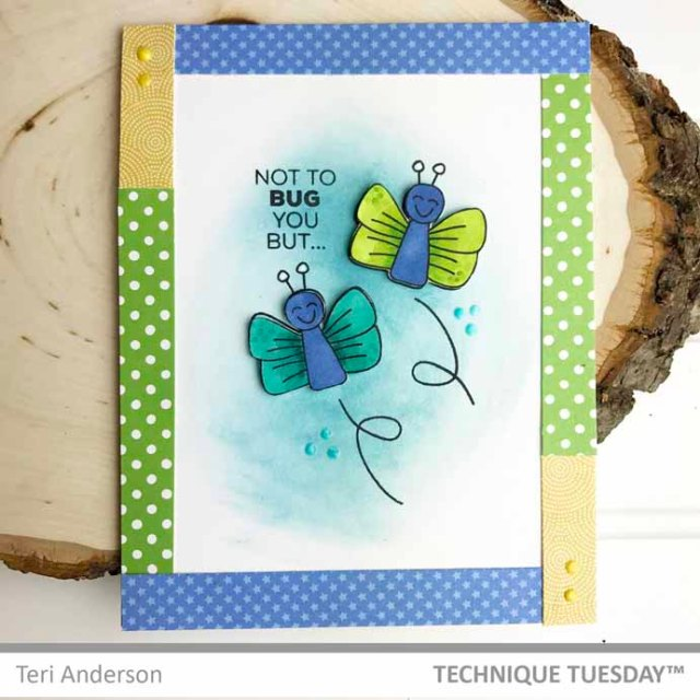 Bug-You-Bugs-Card-Teri-A-Technique-Tuesday
