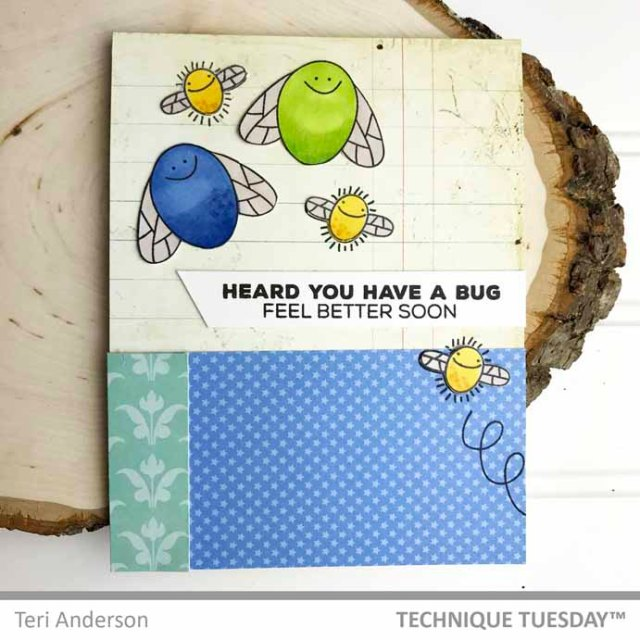 Feel-Better-Bugs-Card-Teri-A-Technique-Tuesday