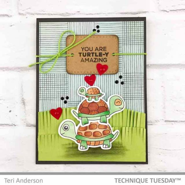 Turtley-Amazing-Turtle-Card-Teri-A-Technique-Tuesday