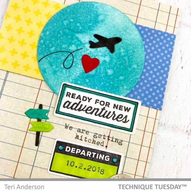 A handmade card by Teri | terisplace.wordpress.com
