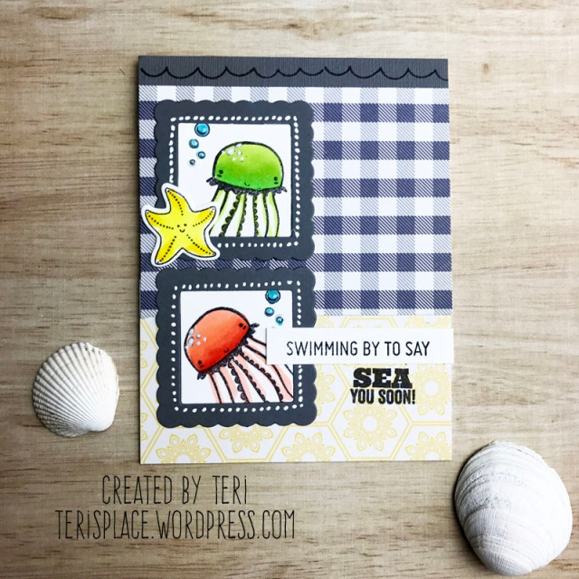 A stamped card by Teri | terisplace.wordpress.com