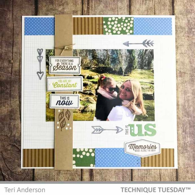 This-Is-Us-Labels-Scrapbook-Page-Teri-A-Technique-Tuesday