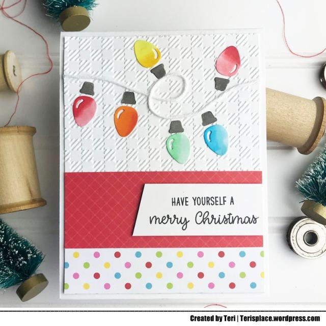 A Christmas card by Teri   terisplace.wordpress.com