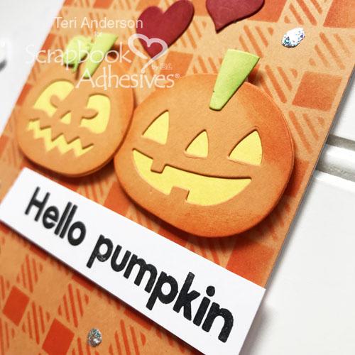 A Halloween card by Teri | terisplace.wordpress.com