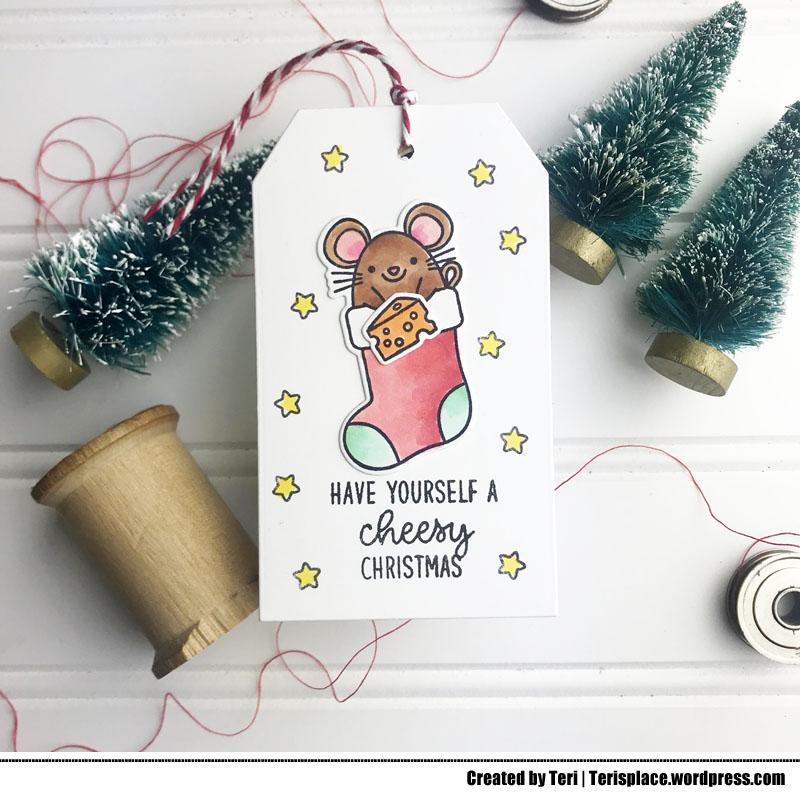 A Christmas Tag by Teri | terisplace.wordpress.com