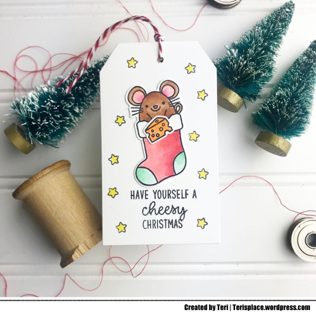 A Christmas Tag by Teri | terisplace.wordpress.com