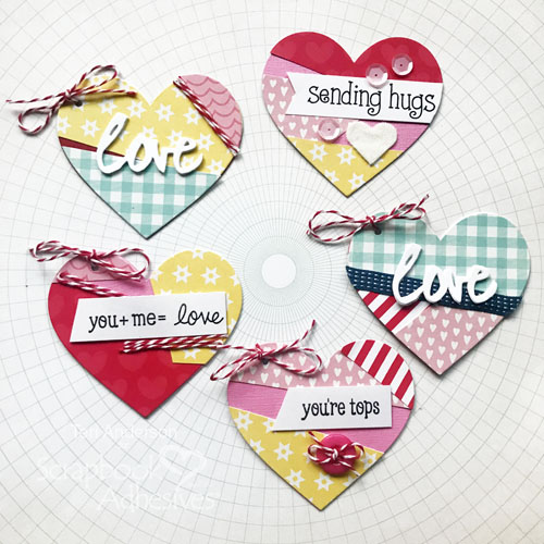 Valentine's Day Love Notes by Teri  | terisplace.wordpress.com
